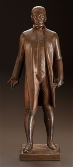 thomas jefferson by george manuel aarons