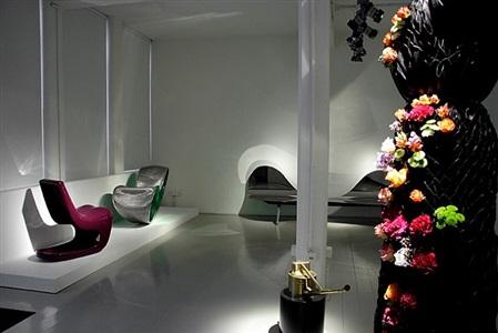 exhibition view 'flower power'