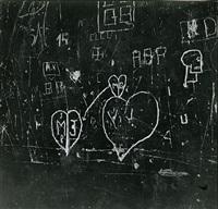 graffiti by robert doisneau
