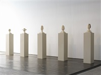 five finials by ian hamilton finlay
