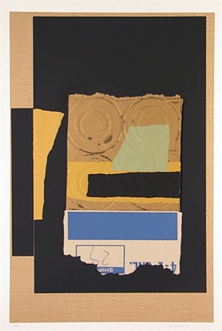 solitude by louise nevelson
