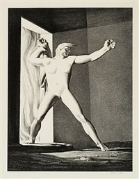 beowulf: beowulf by rockwell kent