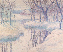 an opalescent morning by charles jac young