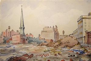 city construction by reginald marsh