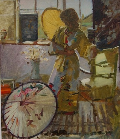 the yellow kimono by ken howard