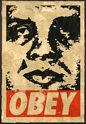 obey 95 by shepard fairey
