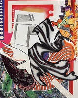 moby dick by frank stella