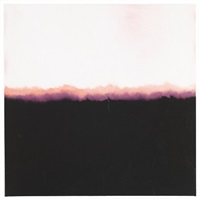 film edge (purple horizon) by isca greenfield-sanders