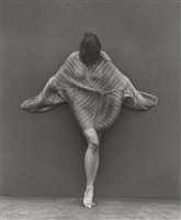 karen - thinly veiled, los angeles by herb ritts