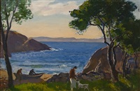 plum cove by gifford beal