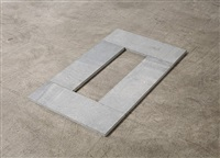 limestone monocel by carl andre