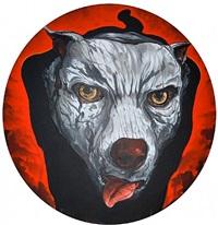 perro rojo by josé garcía cordero