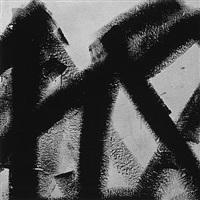 jalapa 34 (homage to franz kline) by aaron siskind