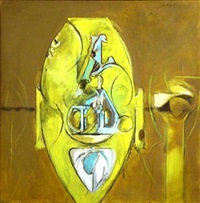 stone monmouth by graham sutherland