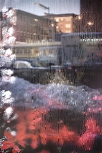 christmas by saul leiter