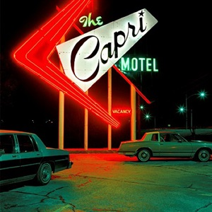 capri motel, joplin, missouri by jeff brouws