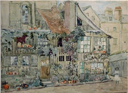 recent acquisitions by maurice brazil prendergast