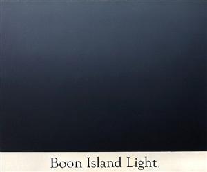 untitled (boon island light 2) by rob reynolds