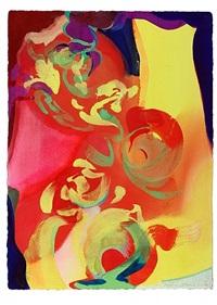 blossom swirl by fujio akai
