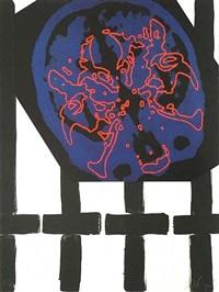 untitled by robert longo