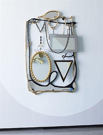 bazaar mirror by mattia bonetti