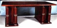 important bureau / important desk by jules leleu