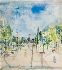 boulevard des invalides by wilhelm thöny
