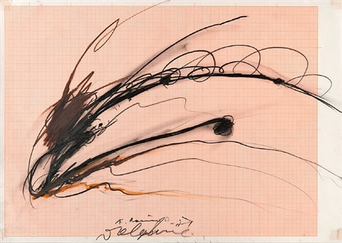 delphine by arnulf rainer
