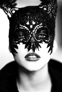 mask, paris by ellen von unwerth
