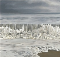 sea after storm by april gornik