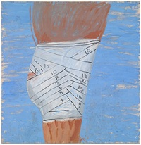 truss by rose wylie