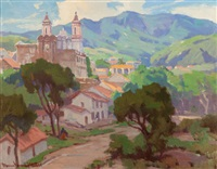 taxco, mexico by marion kavanaugh wachtel