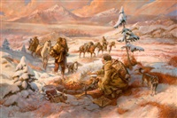 shoshone hunters return* by william harry (bill) ahrendt