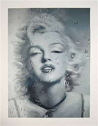 water drop marilyn by yang qian