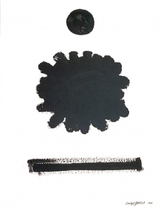 untitled 6508 by adolph gottlieb