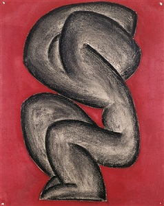 richard pousette-dart paintings and drawings from the 30ies and 40ies by richard pousette-dart