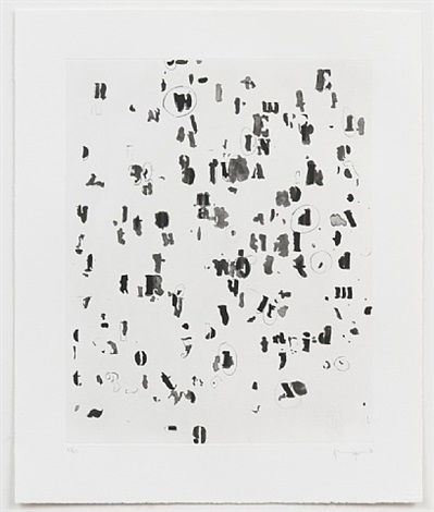 draft by glenn ligon
