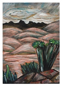 jane wilson recent paintingsalso on view modern american 1917-1944 by marsden hartley