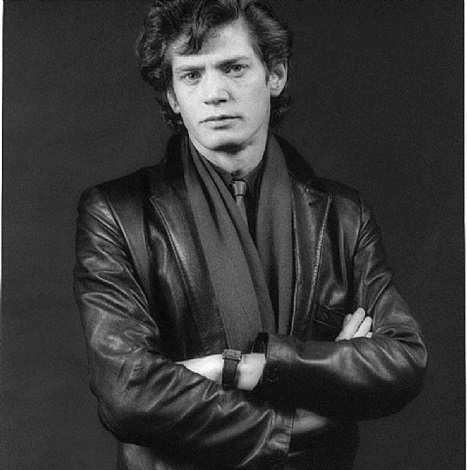 self portrait by robert mapplethorpe