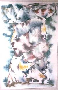 composition sobre el agua by luis lópez loza