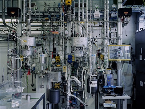 lab reactors gladbeck by thomas struth