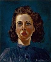 portrait de suzanne by francis picabia