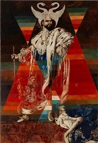 king ludvig / klee by wolfe von lenkiewicz
