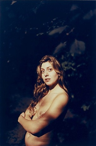 lily (wood) by ryan mcginley