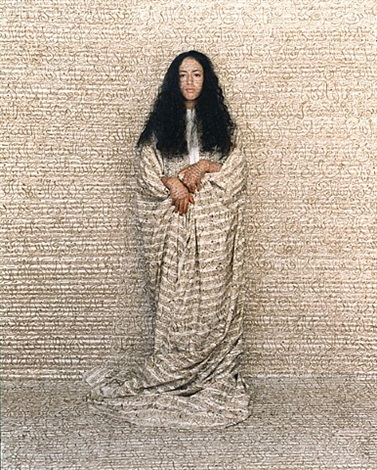 les femmes du maroc #21b by lalla essaydi