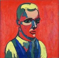 self portrait by charles joseph biederman