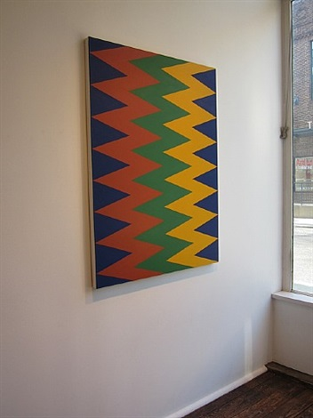 "installation view of ""thrum"" (checklist 1) by stephen westfall"