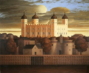 tower of london by renny tait