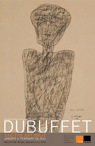 dubuffet and the art brut