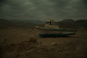 untitled from the series dahab #42 by jane štravs